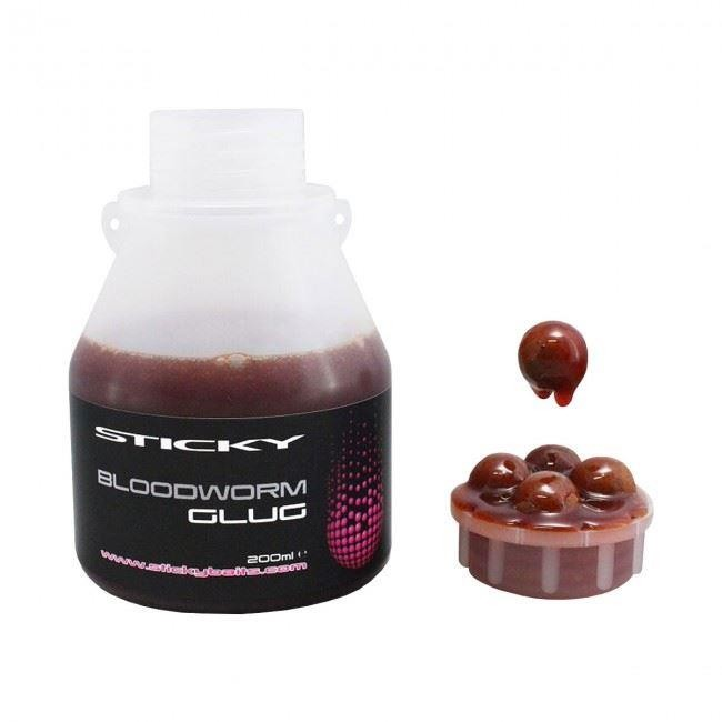 Sticky Baits Bloodworm Glug 200ml
