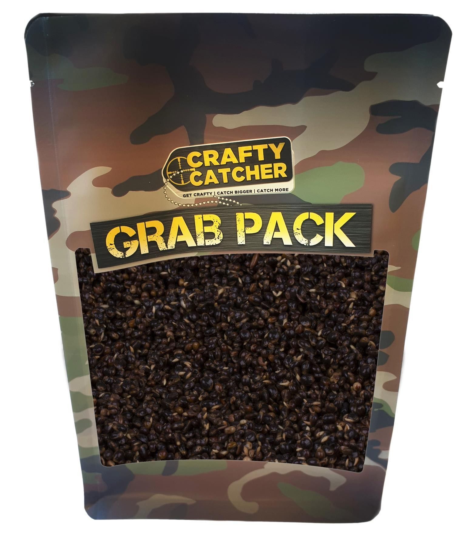 Crafty Catcher Natural Hemp 1.1l Grab Pack Ready To Use