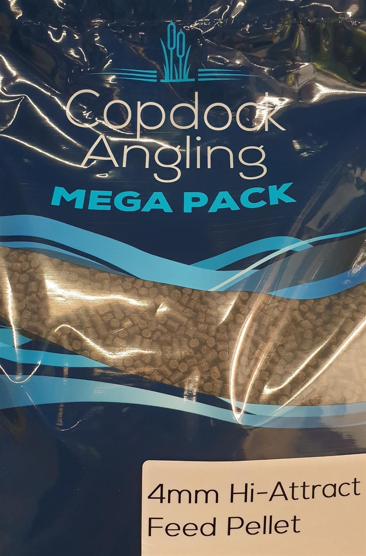 Copdock Angling Hi-Attract Feed Pellet 4mm 5kg