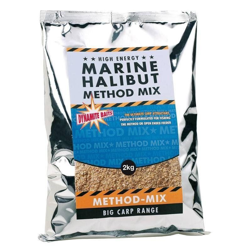 Dynamite Groundbaits Marine Halibut Method Mix 2kg