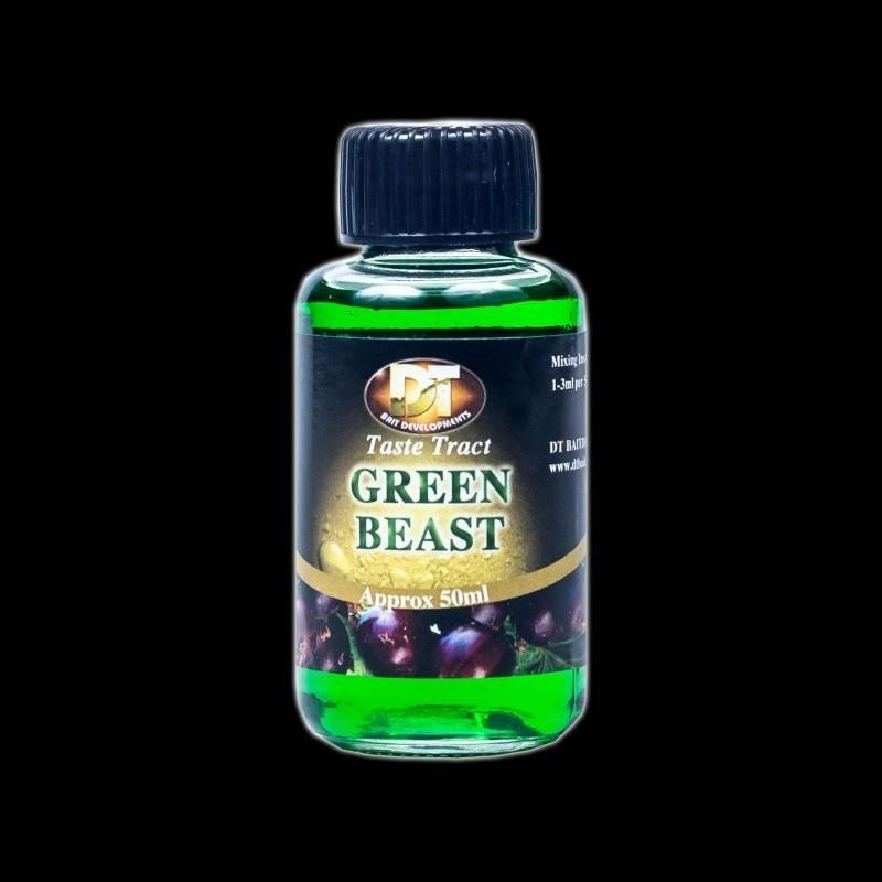 DT Baits Cold Water Green Beast Super Concentrated TasteTract Flavour 50ml