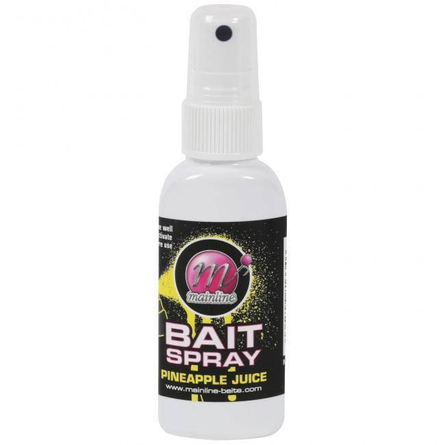 Mainline Bait Spray Pineapple Juice Instant Boost of Attraction 50ml