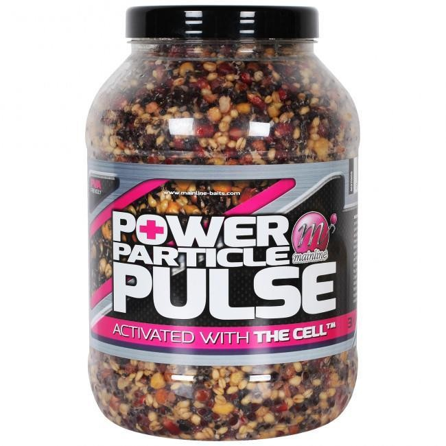 Mainline Flavoured Particles The Pulse With Added Cell 3l Jar