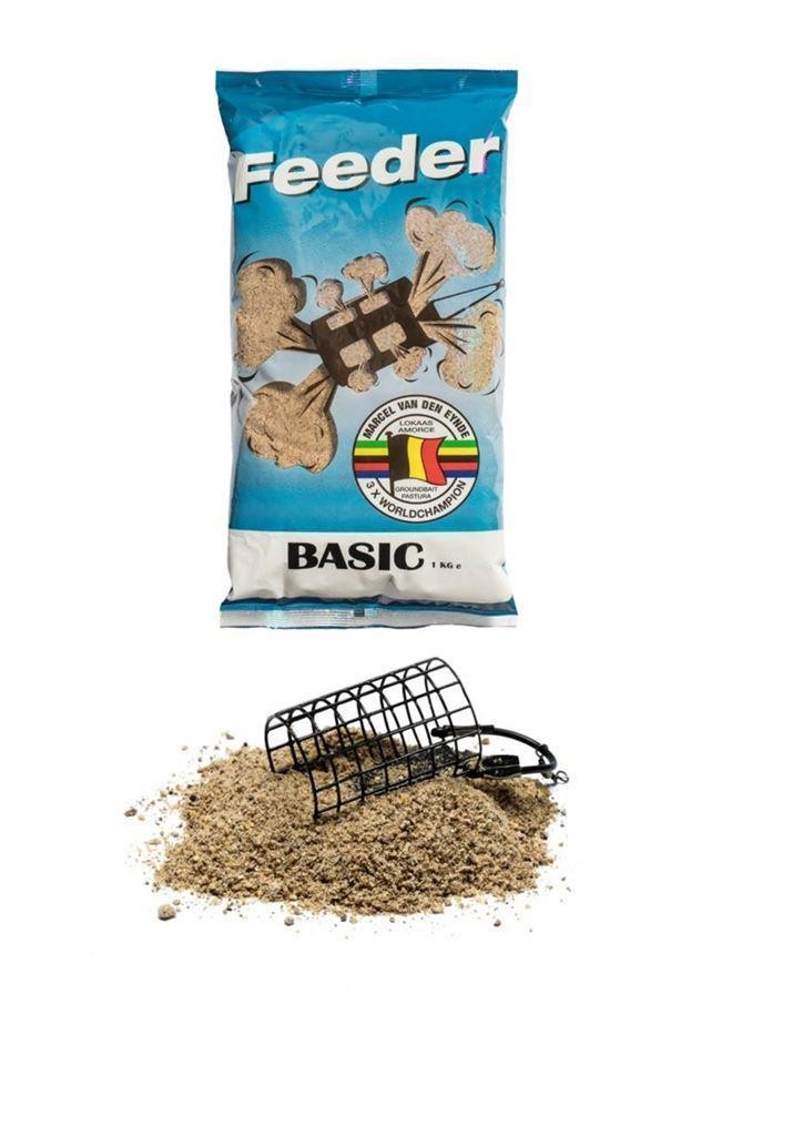 Van Den Eynde Feeder Basic 1kg Groundbait