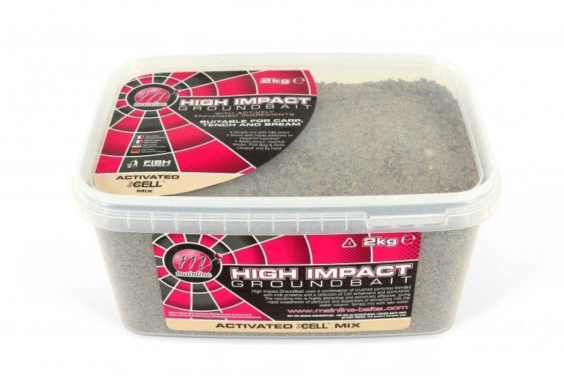 Mainline High Impact Groundbait Activated Cell Mix 2kg
