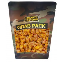 Crafty Catcher Whole Maize, Chilli & Garlic 1.1l Grab Pack Ready To Use
