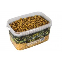 Crafty Catcher Whole Maize with Chilli & Garlic Prepared Particles 3Kg  Ready To Use