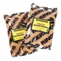 Ringers Groundbaits Finest Original Brown Breadcrumbs 1kg