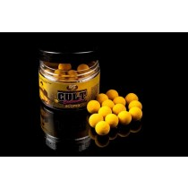 DT Baits Cult Classic Scopex Yellow Pop Ups Boilies 15mm 60g