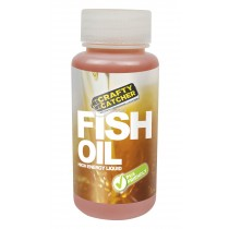 Crafty Catcher Blended Fish Oil 250ml  Oil Extracts