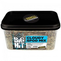 Crafty Catcher Big Hit Cloudy Spod Mix Bucket 2.5Kg