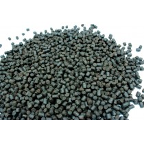 Coppens Carpco Black Drilled Halibut Pellets 8m 20kg
