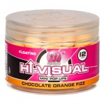 Mainline Hi-Visual Washed Out Mini Pop-Ups Chocolate Orange Fizz 12mm