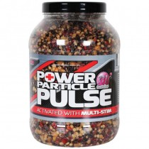 Mainline Flavoured Particles The Pulse With Added Multi Stim 3l Jar