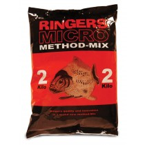 Ringers Groundbaits Micro Method Mix 2kg
