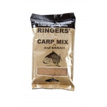 Ringers Groundbaits Bag-Up Carp Mix 1kg