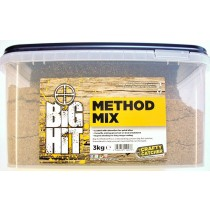 Crafty Catcher Big Hit Method Mix Bucket 3Kg