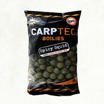 Dynamite Boilies Carptec Squid 15mm 1Kg