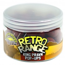 Crafty Catcher Retro Range King Prawn 15mm Pop Up Boilies 60g