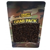 CRAFTY CATCHER HEMP & Garlic 1.1L GRAB PACK READY TO USE