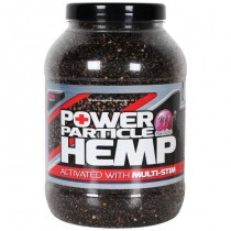 Mainline Flavoured Particles Hemp With Added Multi Stim 3l Jar