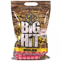 Crafty Catcher Big Hit Strawberry Cream 15mm Boilies 2Kg