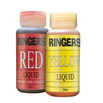 Ringers Liquids Yellow Dye Attractant 250ml