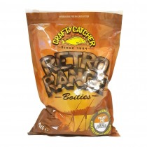 Crafty Catcher Retro Range Peanut Pro 15mm Boilies 1Kg