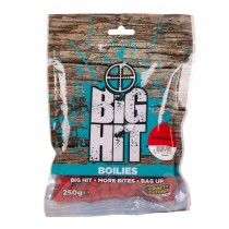 Crafty Catcher Big Hit Wild Strawberry 10mm Boilies 250g