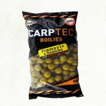 Dynamite Boilies Carptec Pineapple & Banana 15mm 1Kg
