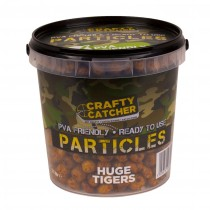 Crafty Catcher Huge Tigers Prepared Particles 1.1Ltr  Ready To Use