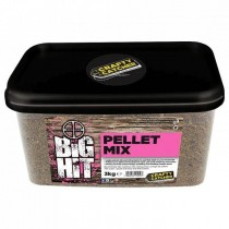 Crafty Catcher Big Hit Pellet Mix Bucket 3Kg