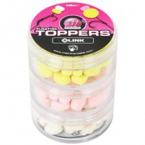 Mainline Toppers The Link 3x50ml Washed-Out Yellow/Pink/White