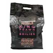 Crafty Catcher Superfood King Prawn Boilie 20mm 5kg Carp Fishing Bait