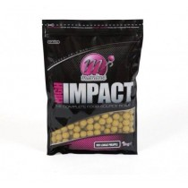 Mainline High Impact Boilies 15mm High Leakage Pineapple 1kg