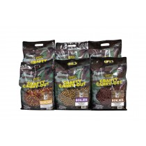Crafty Catcher Big Hit Raspberry & Black Pepper 15mm Boilies 5Kg Carry Out