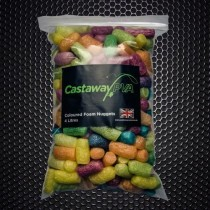 Castaway PVA Coloured Foam Nuggets